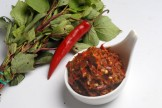 Gongura and Red Chilli Chutney
