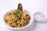 RED GRAM PULAO