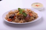 DOUBLE BEAN PULAO