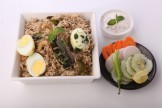 COASTAL EGG PULAO