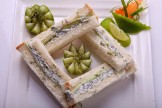 FENNEL AND CUCUMBER SANDWICH
