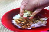 ground nut curry(kalaka kulambu)