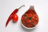 Red Chili and Tomato Pickle