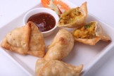ALOO MUTTER SAMOSA