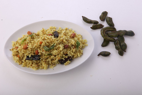 Tender Tamarind Rice