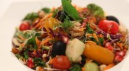 Rainbow Salad Health and Colors - Be Fit Be Cool AAPI