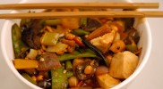 VEGETABLE KUNG PAO