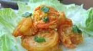 Coconut Shrimp Prawn Fry