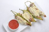 Banana Peppers Stuffed With Chicken